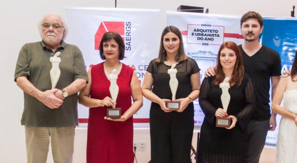 Atuação em patrimônio histórico de Porto Alegre homenageada no Prêmio Arquiteto e Urbanista do Ano 2018